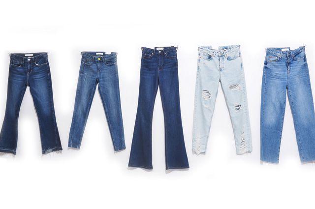 Прямые и клеш. Какие джинсы будет модно носить в 2021 году
