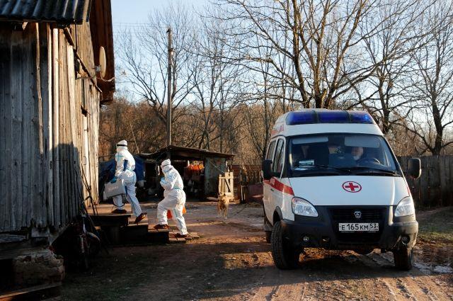 Минздрав оценил ситуацию с распространением коронавируса в России