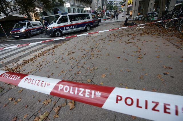 СМИ сообщили о задержании еще двоих подозреваемых по делу о теракте в Вене