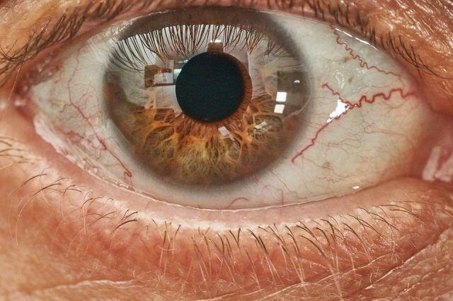 Ученые рассказали о случаях потери зрения после коронавируса