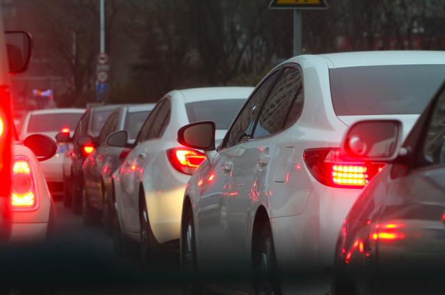 На дорогах из Британии во Францию собрались огромные пробки из-за Brexit