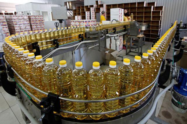 Росстат отмечает снижение цен на подсолнечное масло и сахар