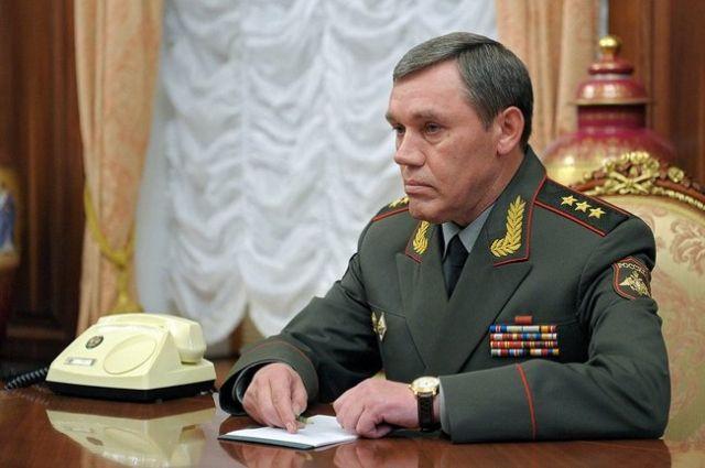 Глава Генштаба ВС заявил об усилении провокаций НАТО у границ РФ