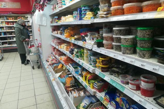 Министр назвал главные причины роста цен на продукты в России