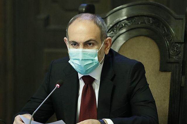 Пашинян заявил, что РФ вмешается при посягательстве на Армению