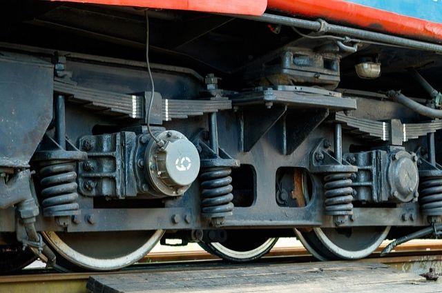 Карстовый провал образовался под железной дорогой в Нижегородской области