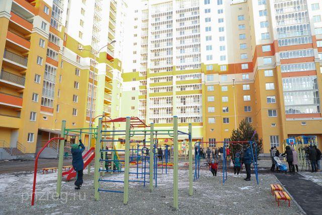 ФАС предложила меры по сдерживанию цен на строящееся жилье