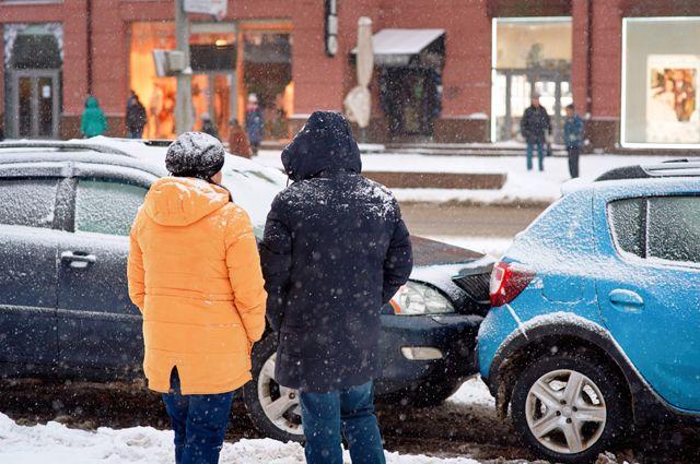 Какие ошибки допускают водители зимой? Пять опасных промахов