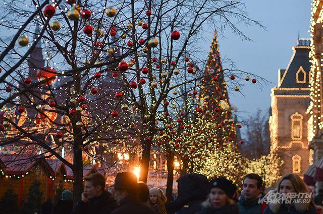 Доступ на Красную площадь будет закрыт в новогоднюю ночь