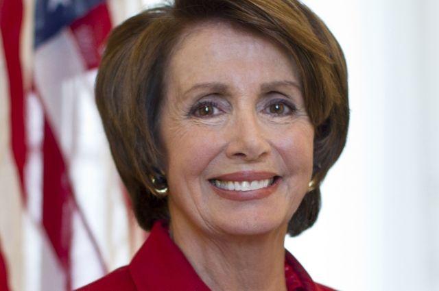 Пелоси переизбрали на пост спикера палаты представителей США