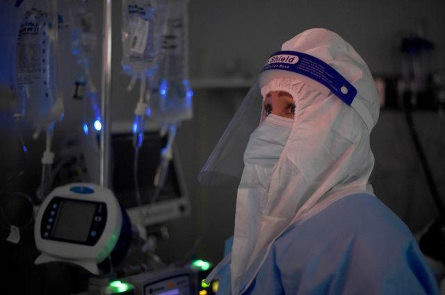 «Британский» штамм коронавируса зафиксировали в пяти американских штатах
