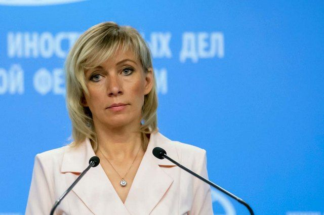 Захарова заявила о готовности России к диалогу с США при Байдене