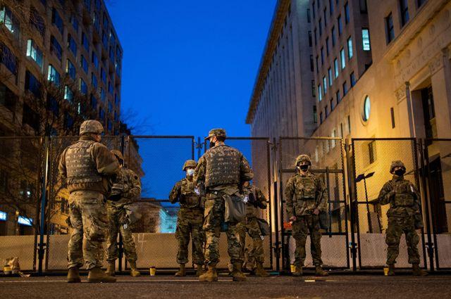 На осадном положении. Как в США готовятся к инаугурации Байдена?