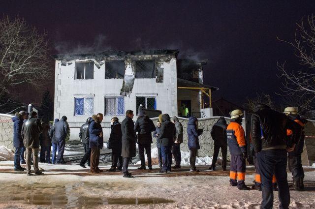После гибели людей в доме престарелых в Харькове арестованы три человека