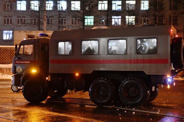 Омбудсмен: в Москве освободили задержанных на несогласованной акции детей