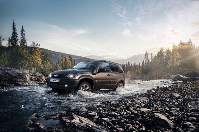 АвтоВАЗ выпустил новую версию внедорожника Lada Niva