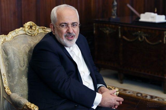 Зариф призвал Байдена отменить все санкции Трампа против Ирана
