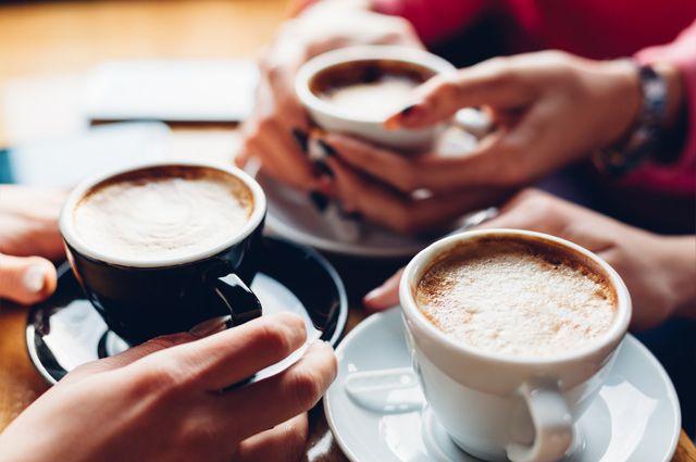Пей на здоровье. 5 причин не отказываться от кофе