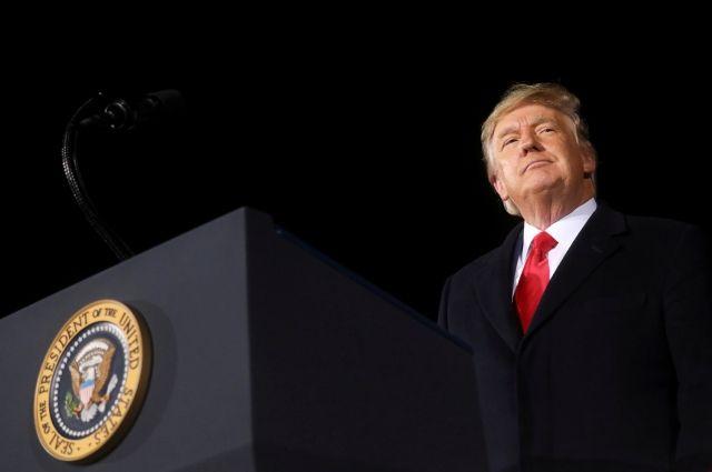 Трамп передумал создавать новую политическую партию в США