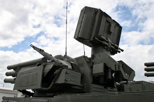 National Interest предположил, для чего ВС США захватили ЗРК «Панцирь-С1»