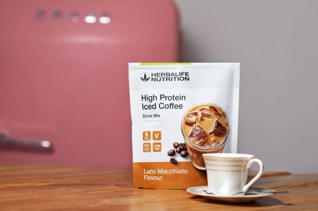 Находка для кофемана. В России появился протеиновый напиток со вкусом латте