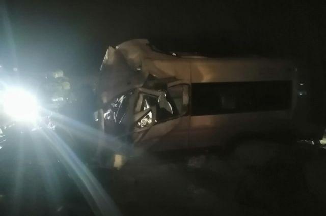 В МВД назвали возможную причину ДТП с 12 погибшими под Самарой
