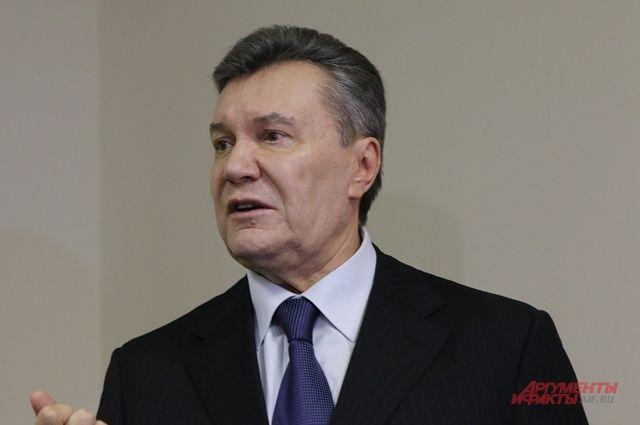 Защита Януковича опровергла предъявление ему подозрения в госизмене