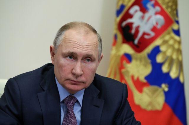 Песков отметил апелляцию к здравому смыслу в речи Путина на форуме в Давосе