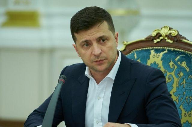 Оппозиционная партия объявила о начале процедуры импичмента Зеленскому