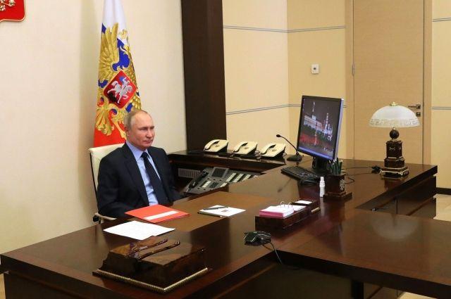 Президент РФ подписал указ об оценке эффективности работы глав регионов