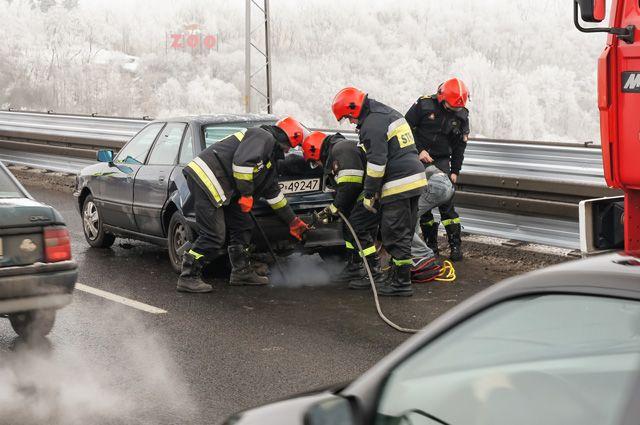 Пожары от мороза. Какие повреждения может получить машина при -40 °C?