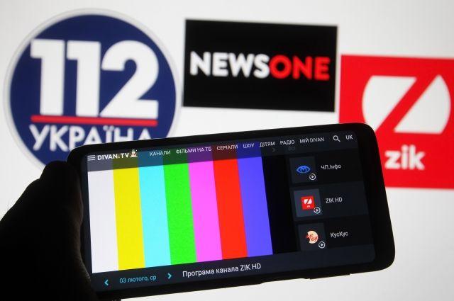 Журналисты закрытых на Украине телеканалов создали свой YouTube-канал
