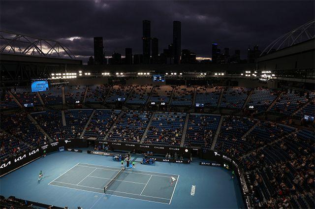 Медведев в гонке за «шлемом». В Мельбурне стартовал Australian Open