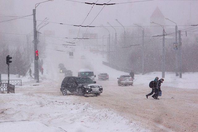 В Гидрометцентре рассказали о температурных аномалиях этой зимы