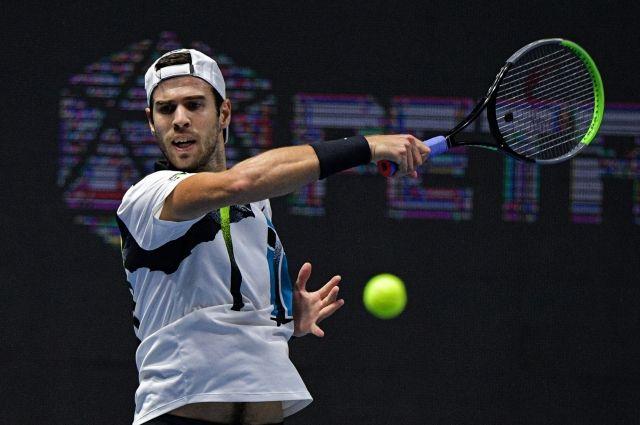 Из турнира Australian Open выбыл Хачанов