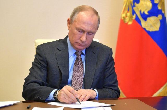 Путин поручил обобщить опыт удалённого обучения в вузах к 1 марта