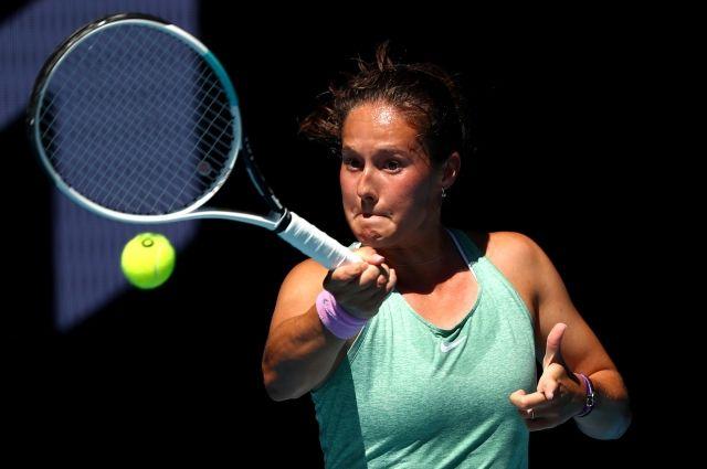Касаткина вышла в финал турнира WTA впервые за два с половиной года