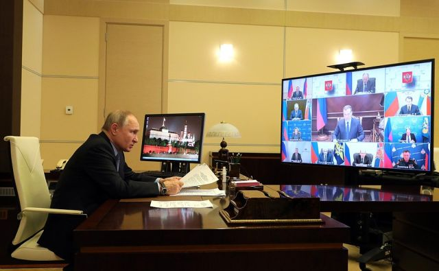 Путин оценил систему предупреждения и ликвидации ЧС в стране