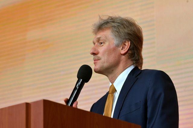 Песков сообщил, что ожидаются продолжительные переговоры Путина и Лукашенко