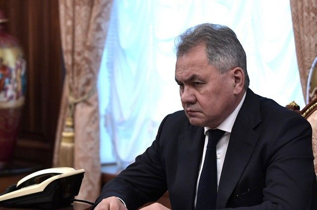 Сергей Шойгу выразил соболезнования в связи со смертью Мягкова