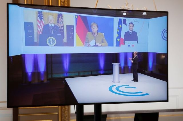 Байден обвинил Россию в стремлении ослабить НАТО и Европу