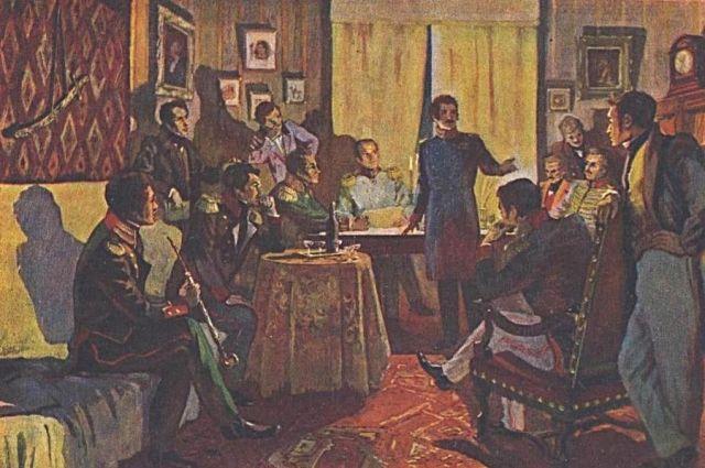 «Союз спасения» — скрытая угроза. Революция могла состояться в 1817 году