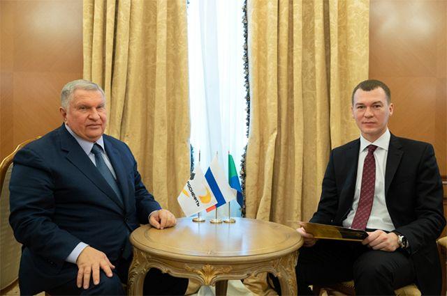 Вопрос топлива. «Роснефть» модернизирует сеть АЗС в Хабаровском крае