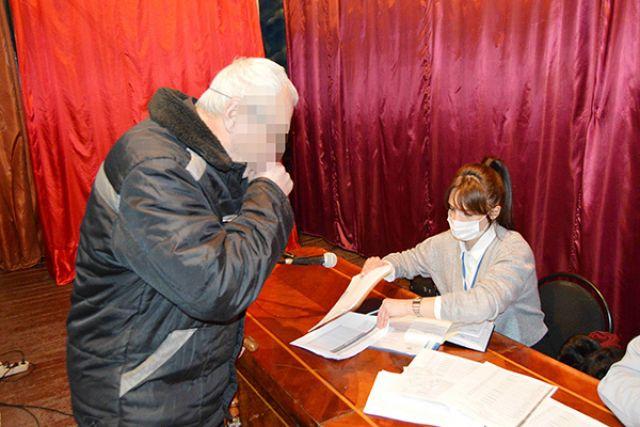 Осужденные из Брянской колонии встретились с сотрудником пенсионного фонда