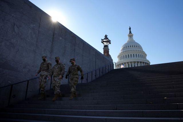 Полиция узнала о возможной атаке на Конгресс США 4 марта