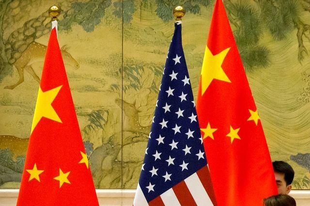 Блинкен назвал Китай главным геополитическим соперником США в XXI веке