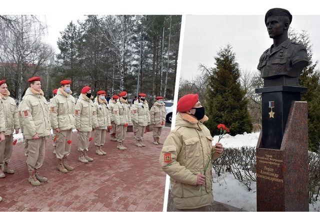 Вызвали огонь на себя. В Брянске почтили память героев-десантников 6 роты