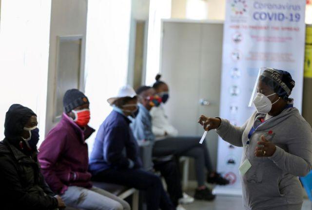 В Африке число случаев COVID-19 приближается к 4 млн