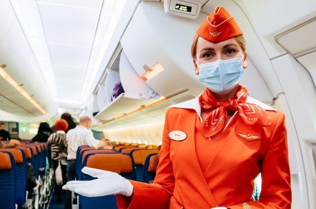Небо, вино и кино. Как прошёл необычный рейс на новом лайнере?