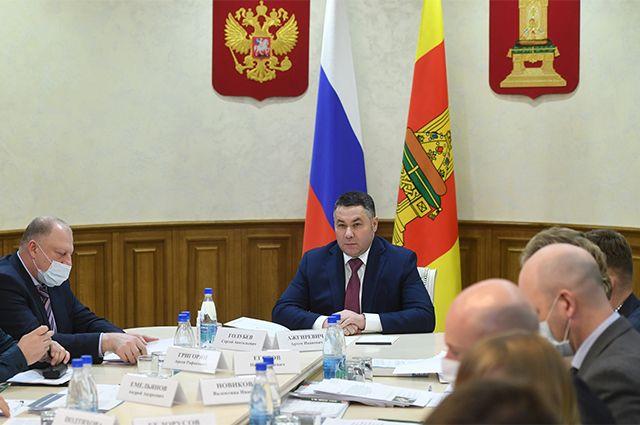 К 9 Мая. Губернатор Тверской области назначил выплаты ко Дню Победы
